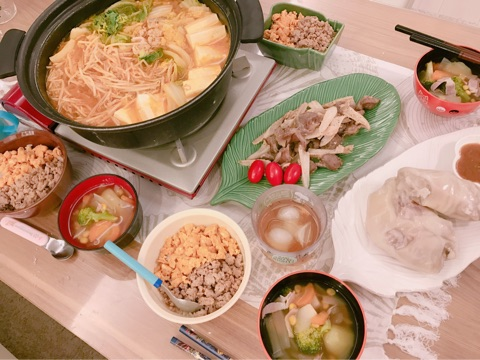 辻希美さんの料理