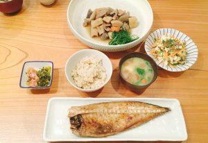 小森純さん お料理