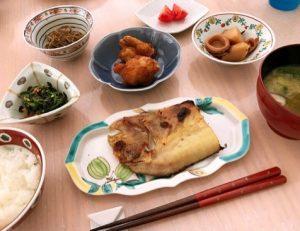 小倉優子さん 料理