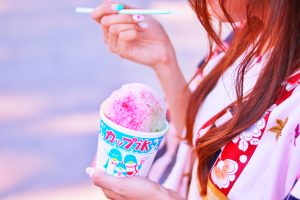 かき氷ダイエット