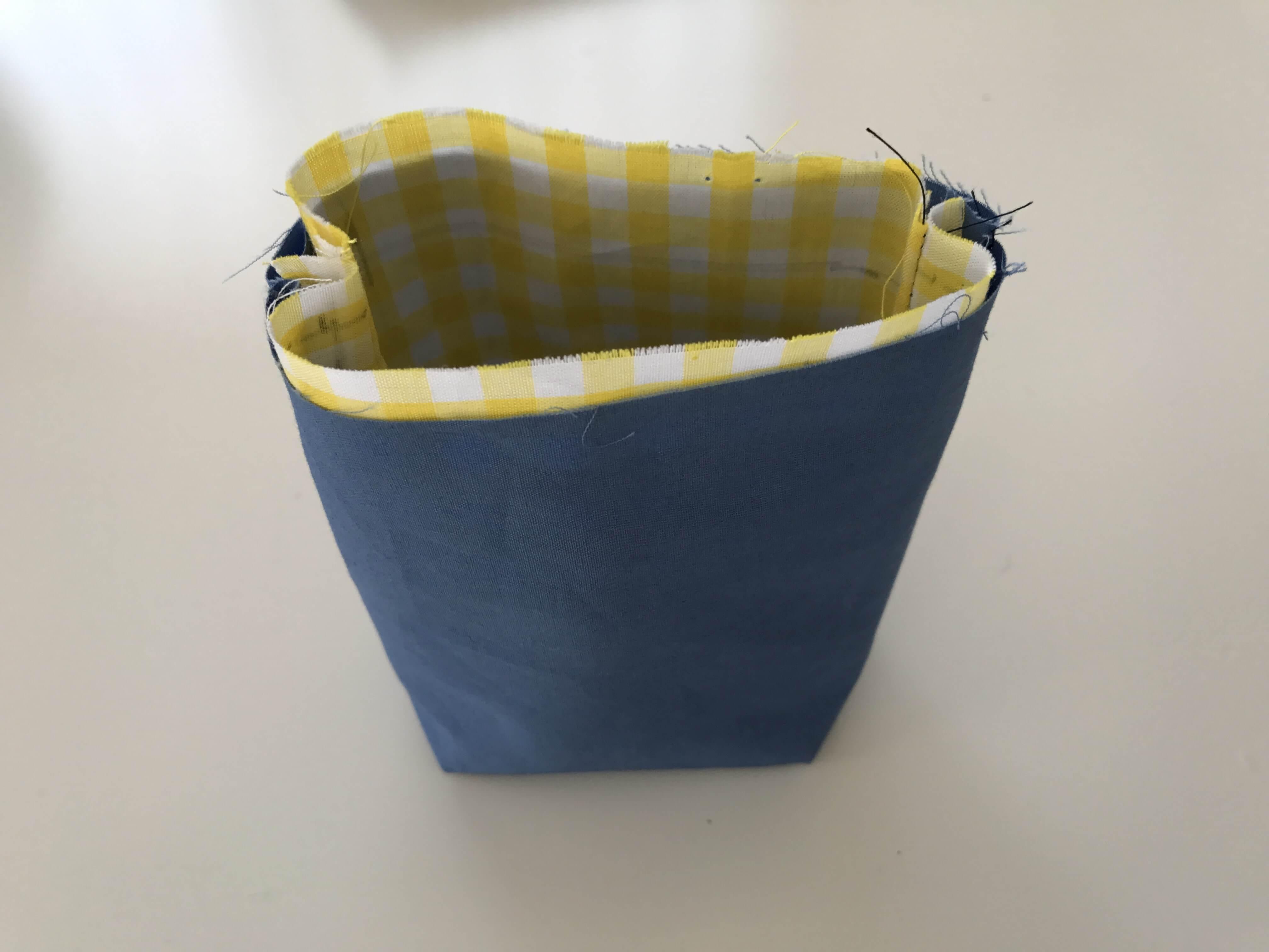 レッスンバッグの作り方6-4