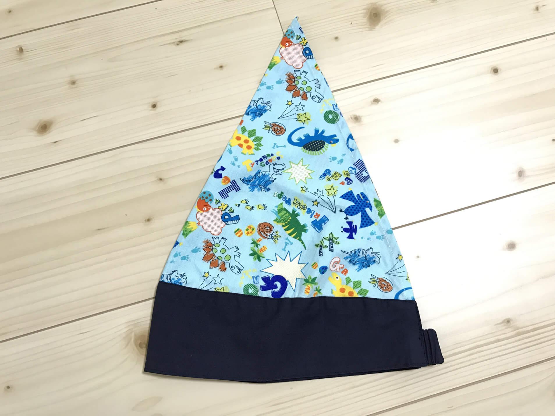 子供用手作り三角巾