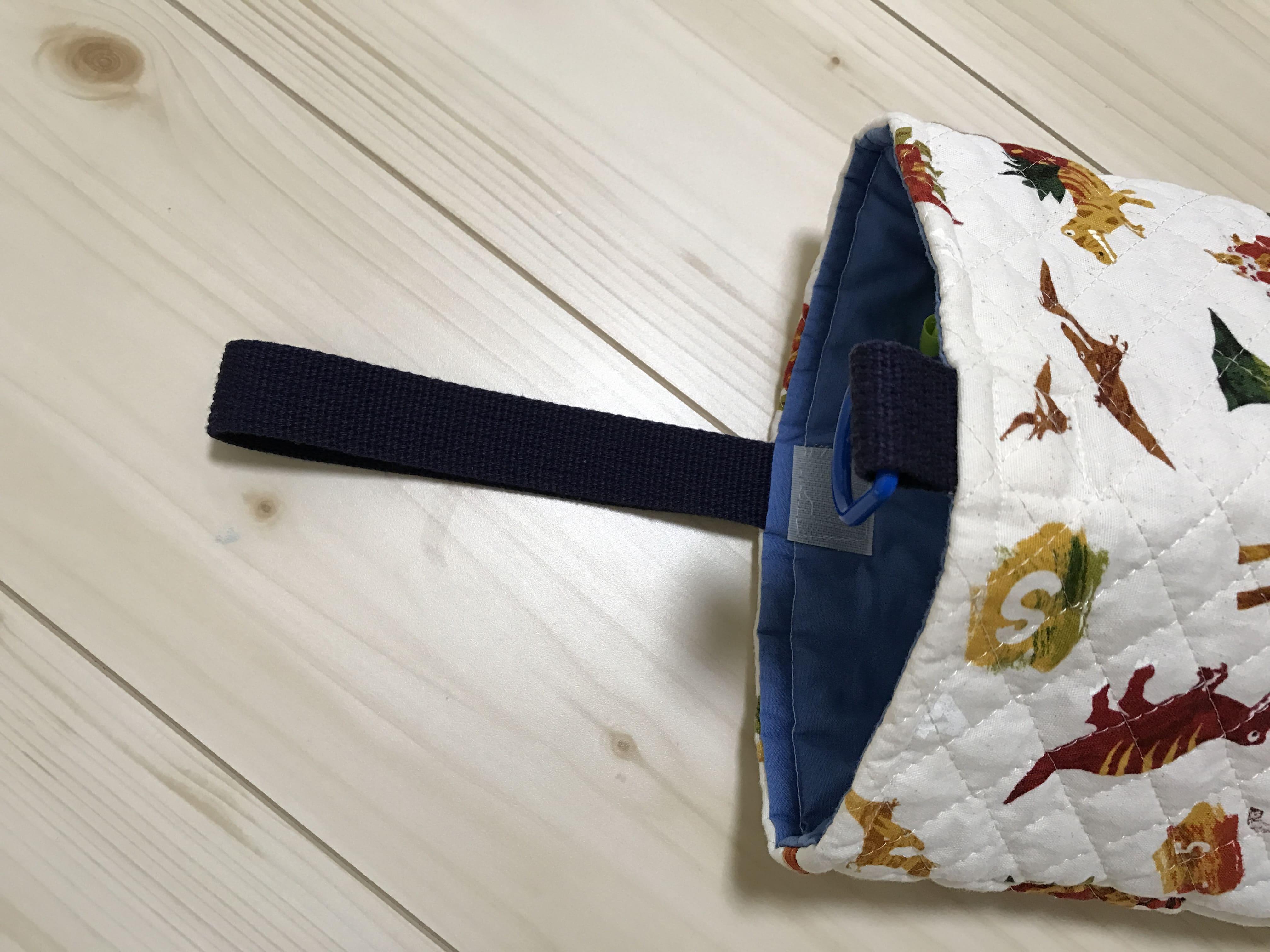 上履き袋の作り方9