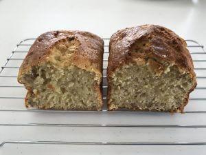 ホエー入りパウンドケーキ