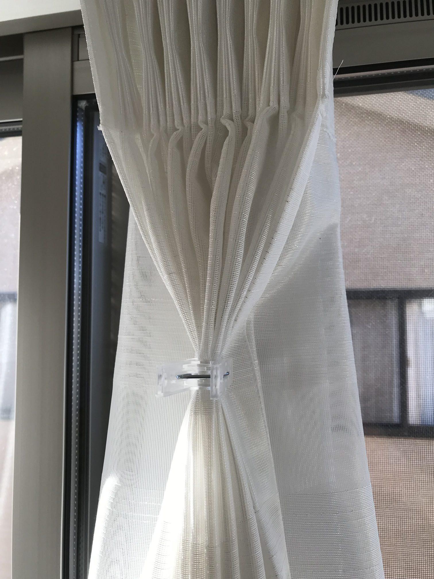 カーテンの洗い方2
