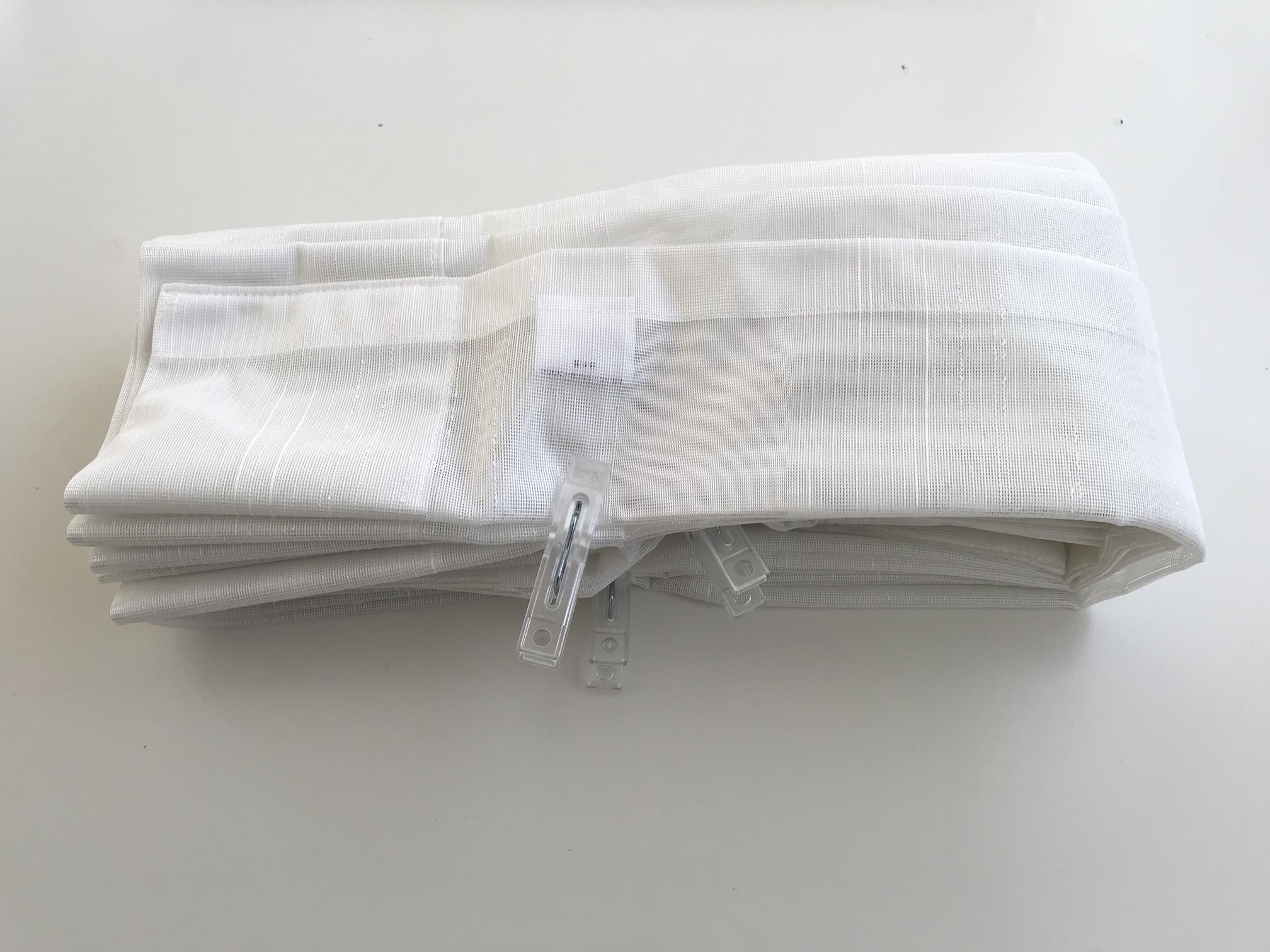 カーテンの洗い方3