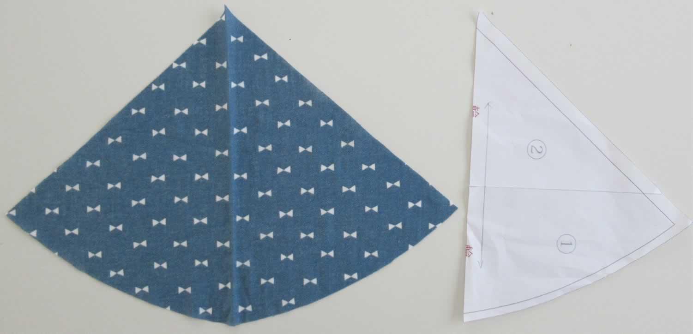 三角巾本体