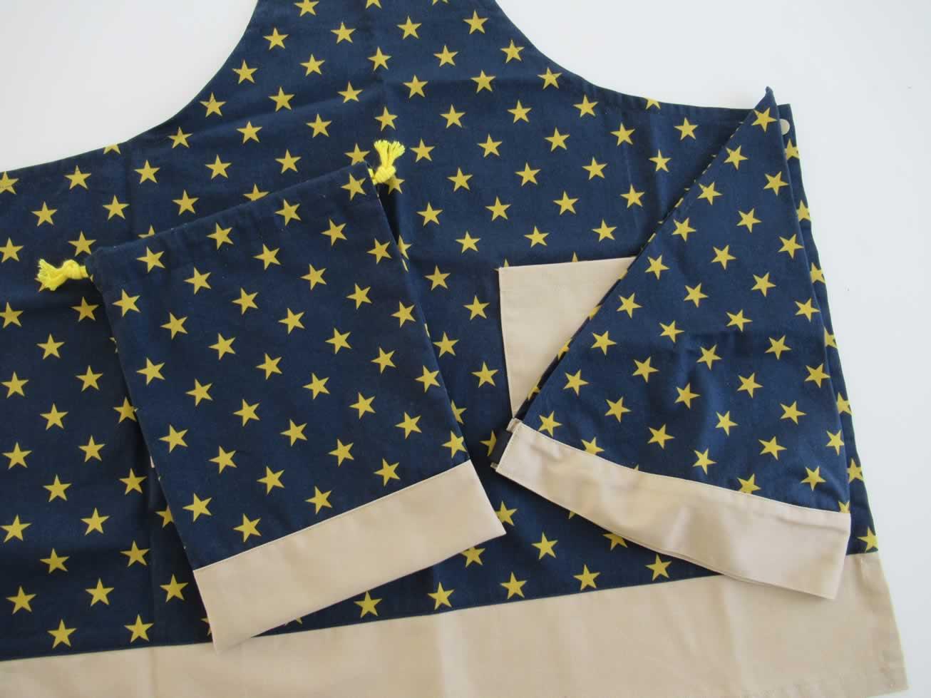 三角巾と収納袋